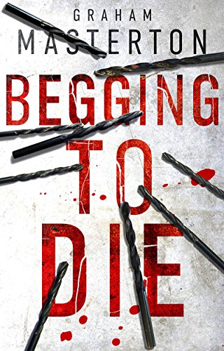 Begging To Die cover