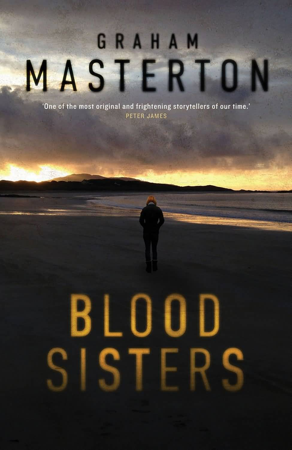 Blood Sisters (Katie Maguire 5)