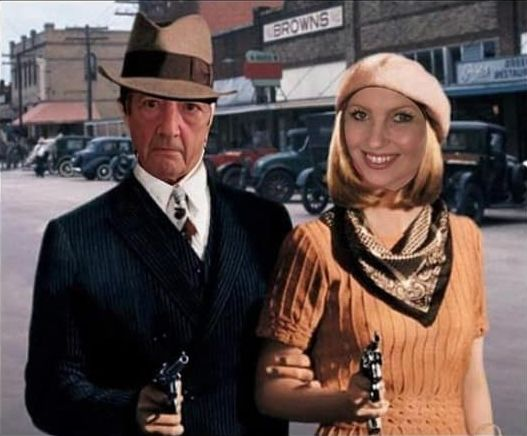 Graham and Dawn, Bonnie and Clyde