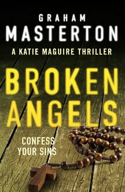 Broken Angels ebook