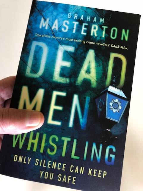 Dead Men Whistling PB cover