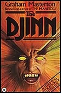 Djinn Poster-Star Books, 1977