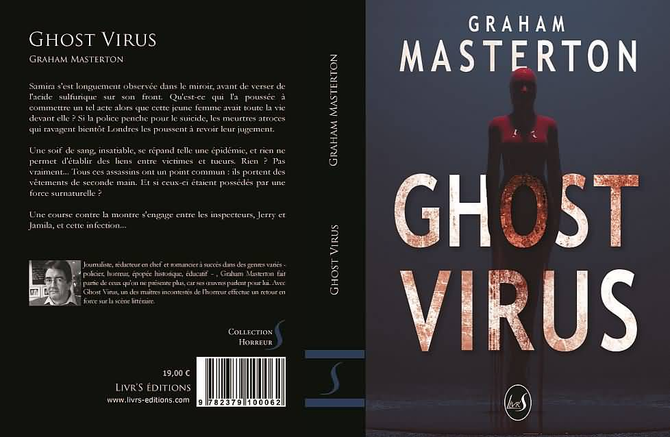 Ghost Virus - French cover