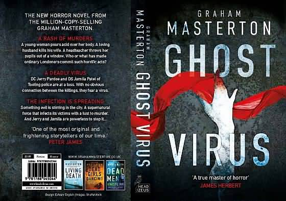 Ghost Virus PB cover