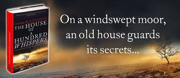 The House of A Hundred Whispers promo