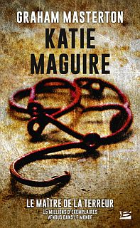 Katie Maguire - French cover