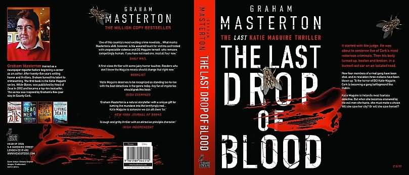 The Last Drop Of Blood cover