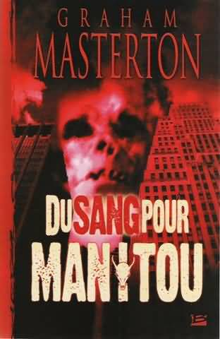 Manitou Blood-French edn
