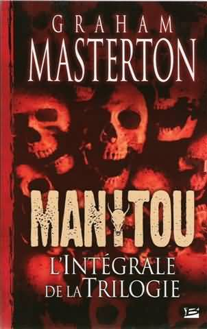 Manitou Trilogy-French edn
