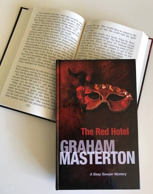 Red Hotel - Large Print