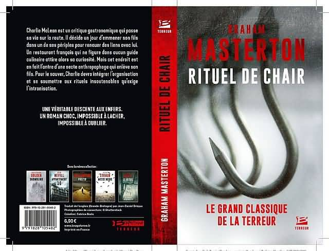 Ritual - French cover