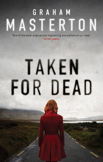 Taken For Dead (Katie Maguire 4 cover, 2014)