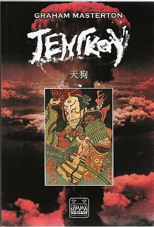 Tengu - Greek cover