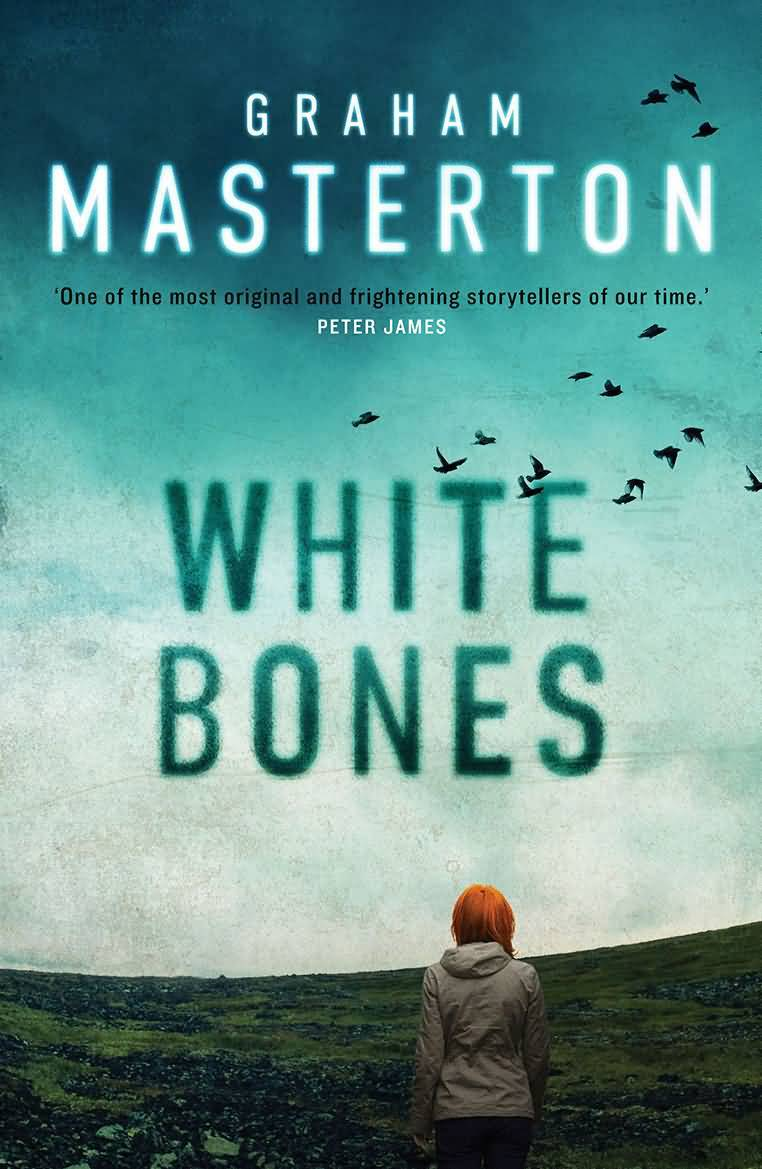 White Bones rebrand cover